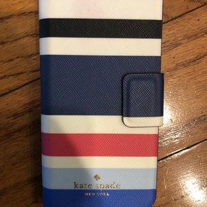iPhone Kate Spade cell phone holder 6/7